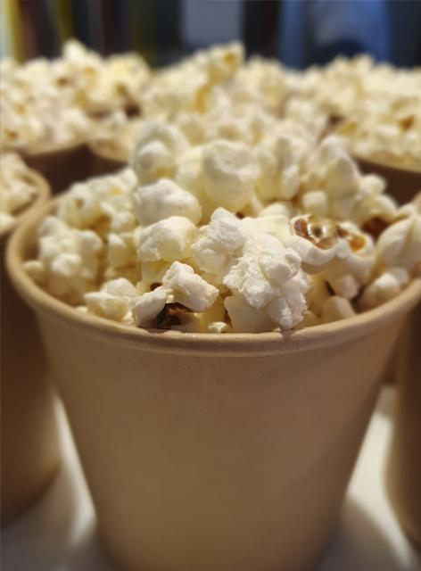 popcorn aparato nuoma