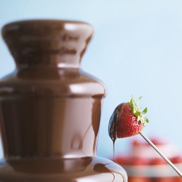 šokolado fontanų nuoma Vilniuje